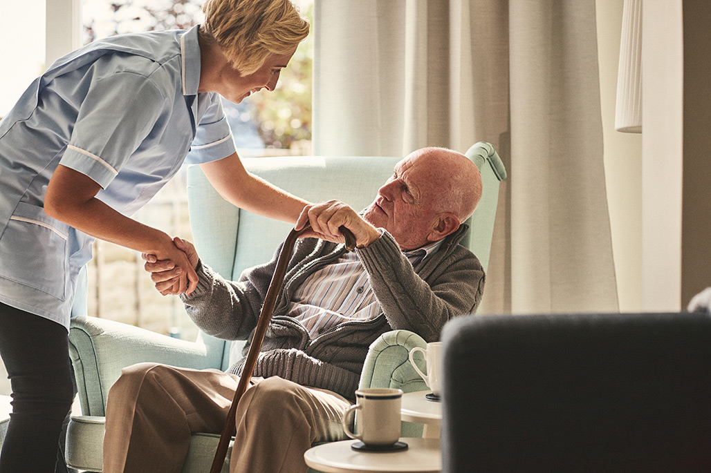6 Steps to Protect Your Older Loved One from a Fall