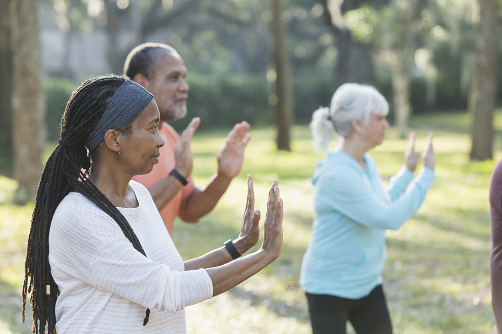 Learn Tai Chi for Seniors - Tips and Strategies
